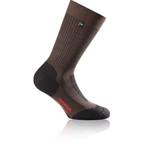 Rohner Mountain Trekking L/R Socks dark-brown